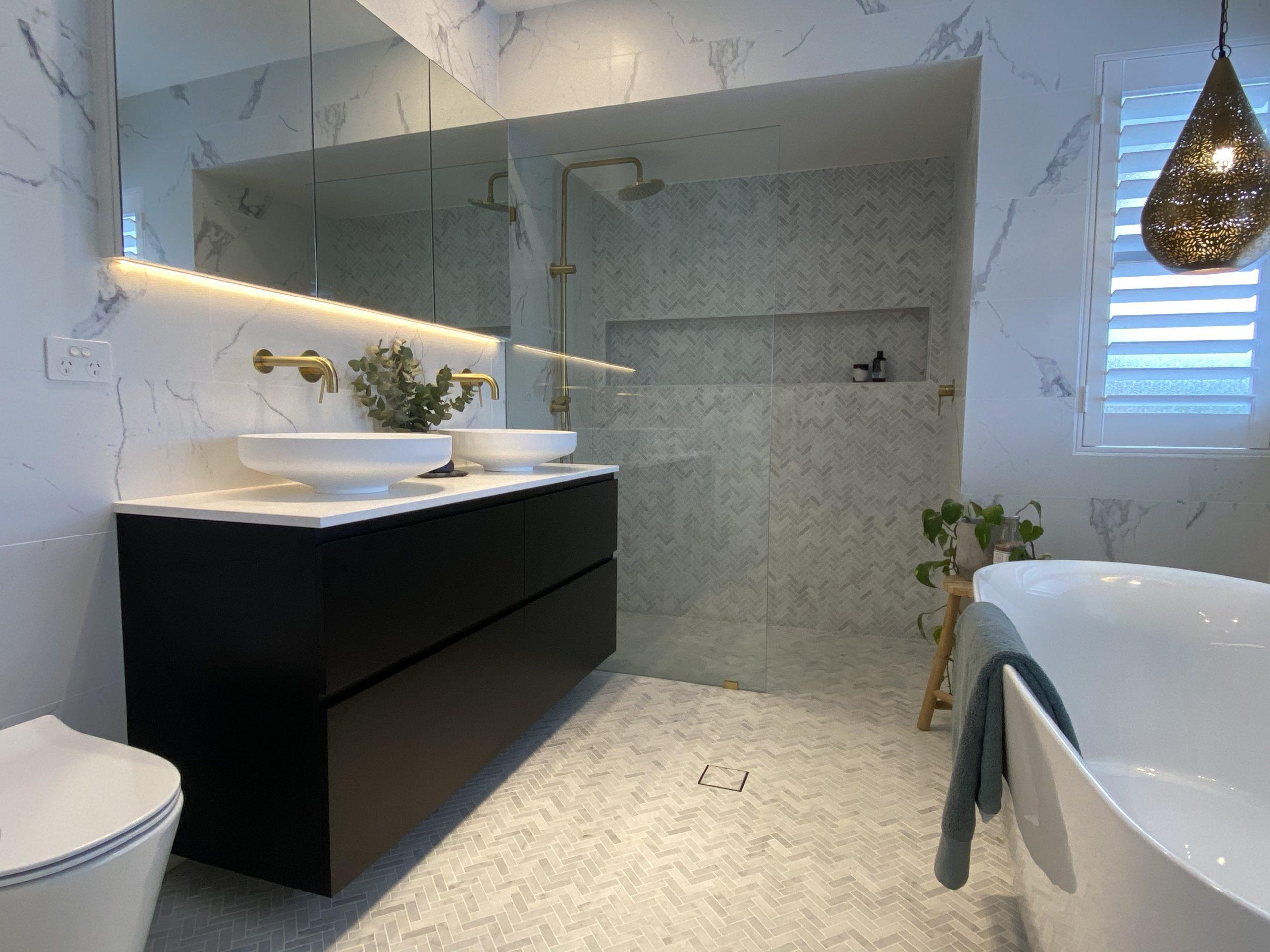 Caringbah South Sutherland Shire Bathroom Renovations