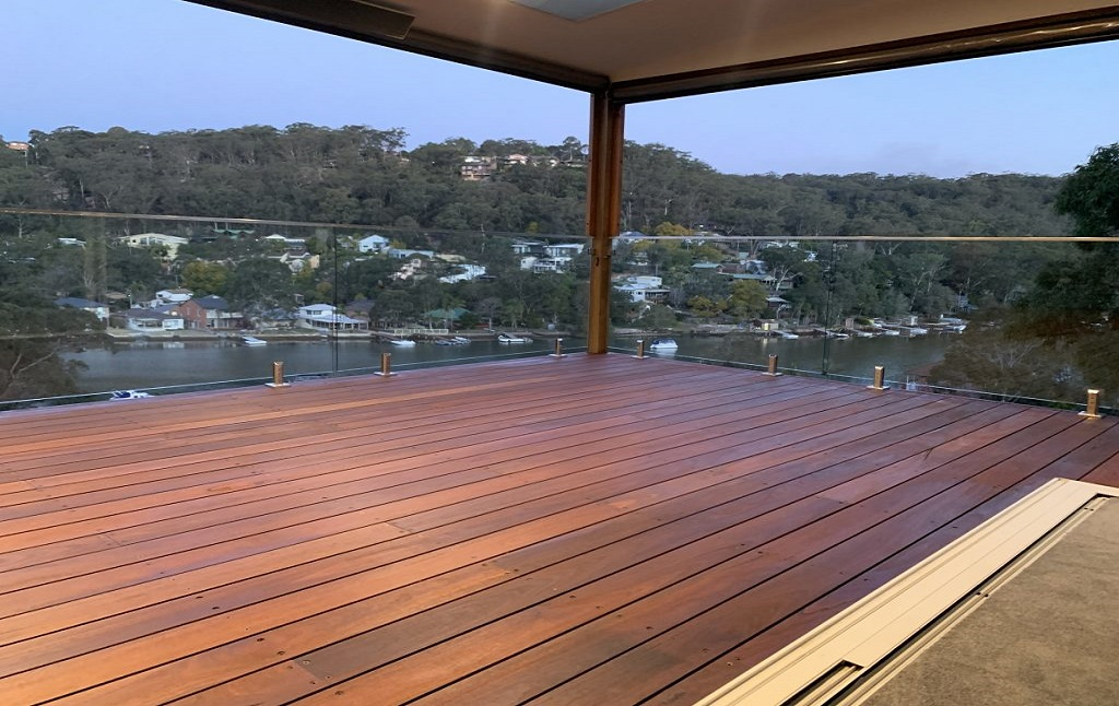 Decking and pergolas done in Woronora
