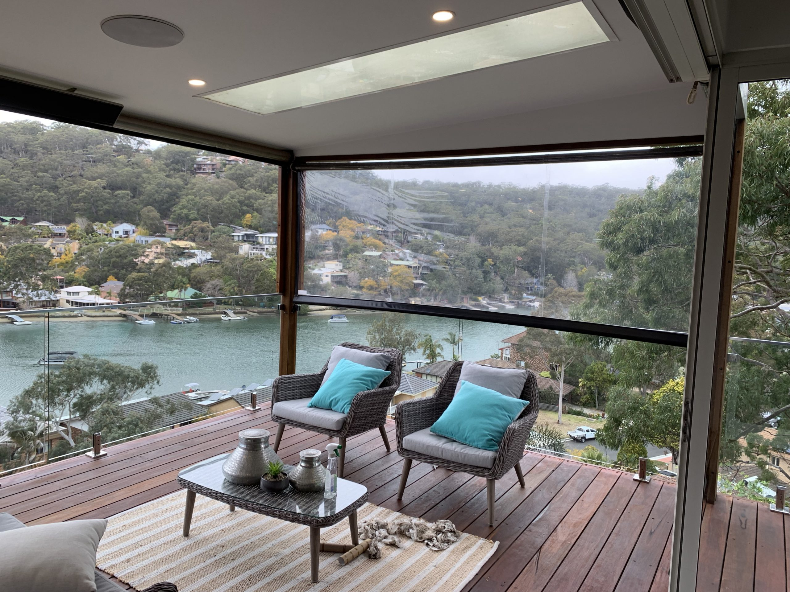 Woronora Sutherland Shire New Build External Decking