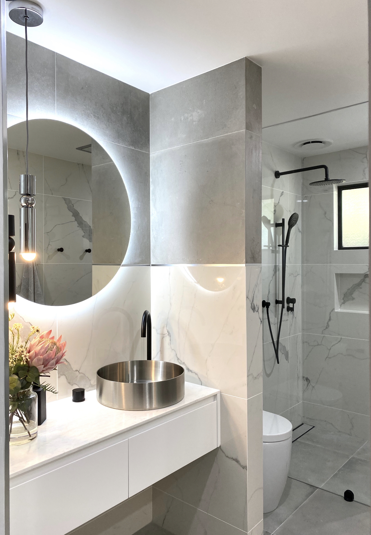Deep Water Sutherland Shire Bathroom Renovations