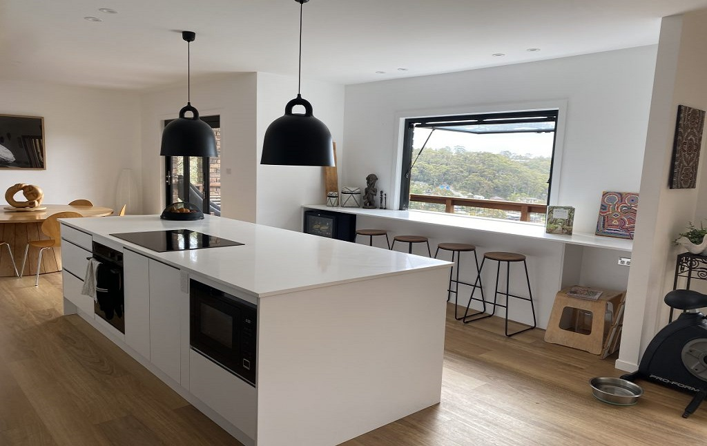 Home extension by Curtis Construction