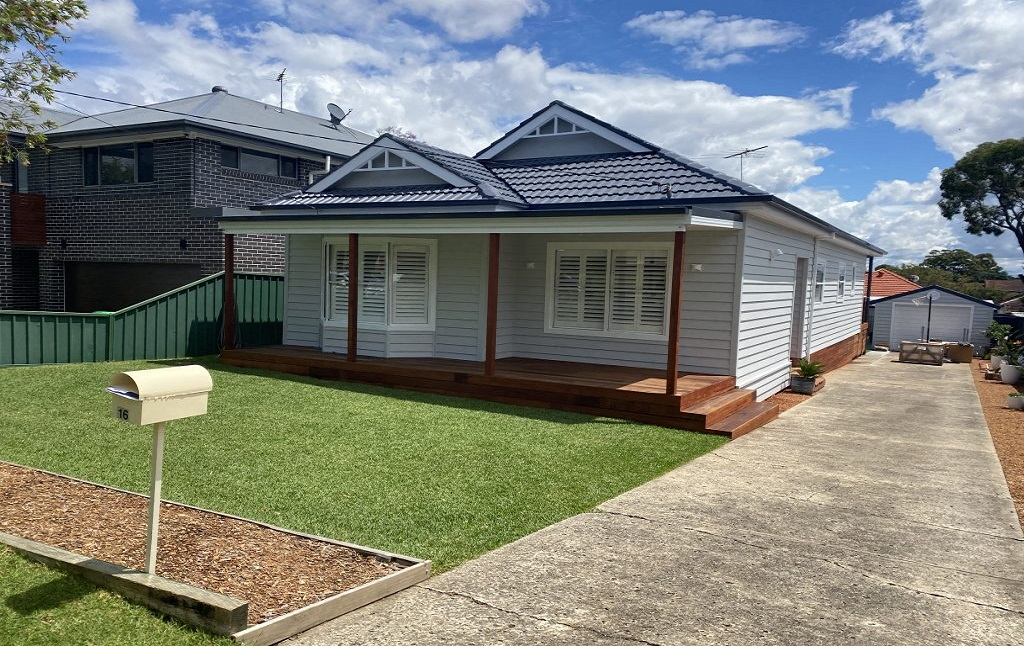 Home makeover done in Panania