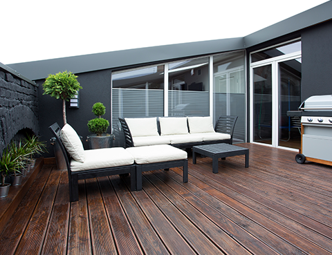 Home makeover and decking in Kirrawee